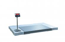 Платформенные весы врезные ВПВ