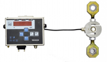 Электронные динамометры на растяжение