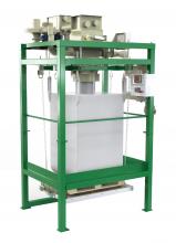 ДЕЛЬТА 1000-0,5, ДЕЛЬТА 1500-0,5, ДЕЛЬТА 2000-0,5 дозатор для фасовки различных типов продуктов в мягкие контейнеры биг-бэг «ГЕРАКЛ»