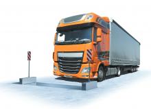 Автомобильные весы для взвешивания в движении ВА-Д