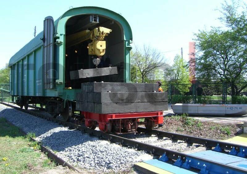 Вагонные весы РД производитель Тензо-М