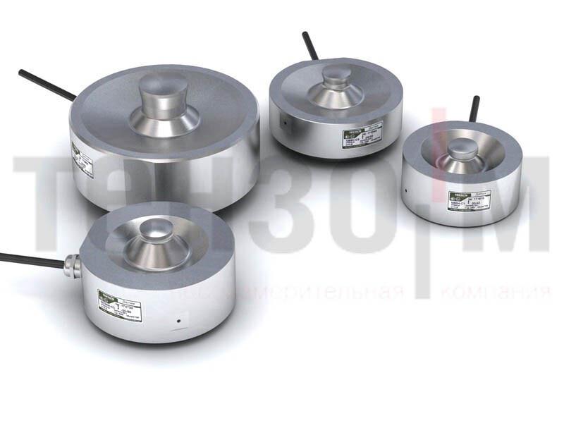 Тензорезисторный датчик мембранного типа Тензо-М