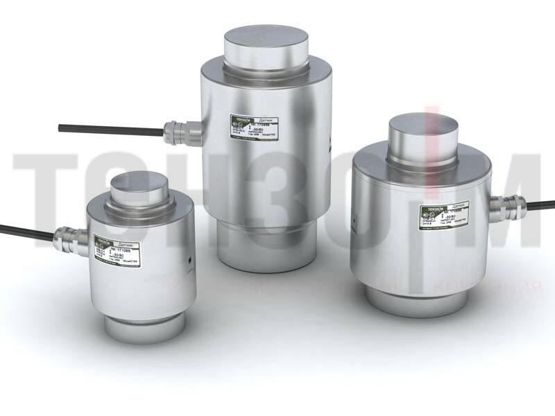 Тензодатчик Тензо-М сжатия типа колонна производства